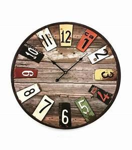 Grande Horloge Murale Originale : horloge guide d 39 achat ~ Teatrodelosmanantiales.com Idées de Décoration