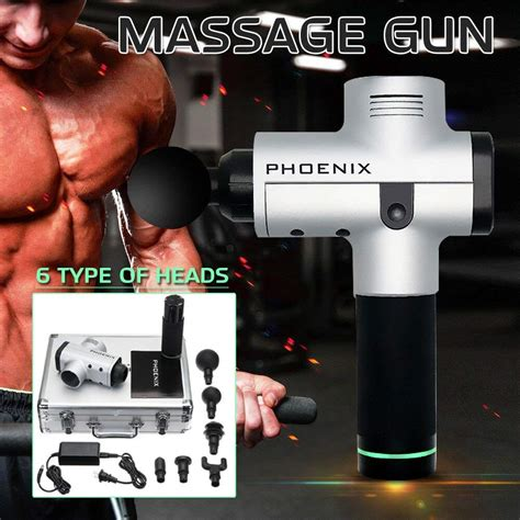 Handheld Electric Body Massager