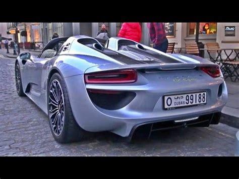Porsche 918 Acceleration by Porsche 918 Spyder Acceleration Sound