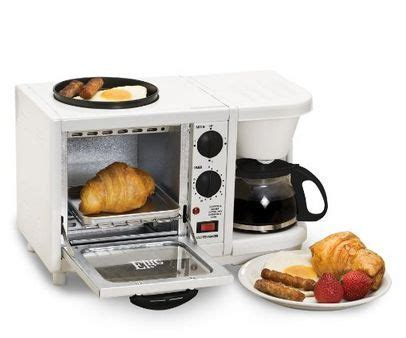 3 in 1 breakfast station, perfect for a dorm or small