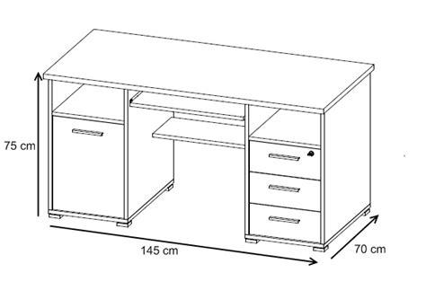 bureau avec plan de travail plan de travail avec table coulissante 3 bureau