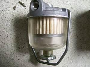 1996 Thunderbird Fuel Filter
