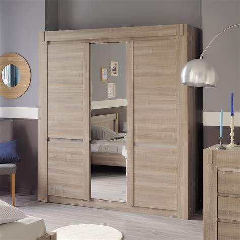 armoire chambre à coucher cuisine armoire chambre adulte bois chaios cool