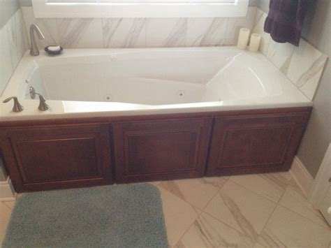 Where Can I Buy A Tub by Custom Tub Surround Work By Signature Cabinetry