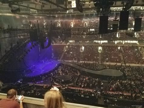 United Center Section 318 Concert Seating