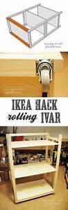 Ikea Ivar Hack : ikea ivar shelf hack 6mm diameter wood dowels cut to 10 1 4 and positioned inside the holes ~ Markanthonyermac.com Haus und Dekorationen
