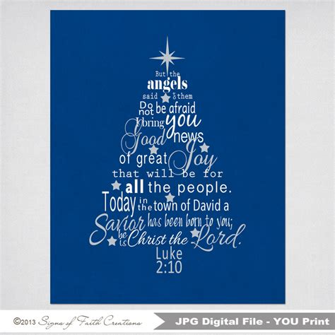 images of christmas trees with scriptures luke 2 bible verse tree subway instant