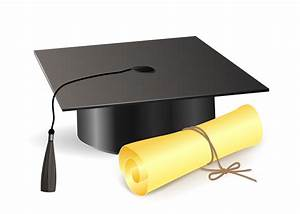 Best Free Diploma Graduation Cap Vector Pictures