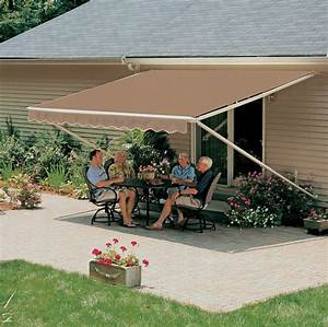 14x9 Ft  Sunsetter Manual Retractable Awning 900xt Model