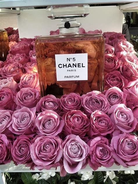 chanel flower stand oracle fox