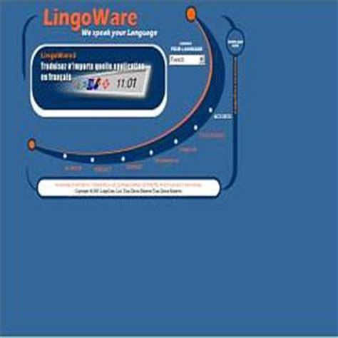 bureau traduction espagnol télécharger lingoware pour windows shareware