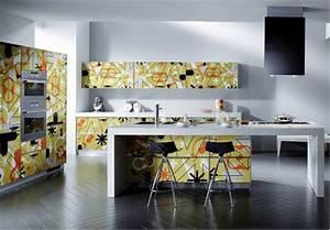 decoration cuisine originale With aménagement cuisine originale