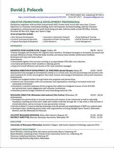 resume template for promotion promotions development expert write stuff resources write stuff resources