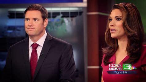 Lisa Gonzales & Brian Heap  'trust Kcra 3 News At 4