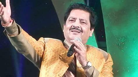 Udit Narayan's Live Unseen Performance  Udit Narayan