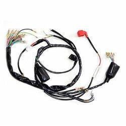 motorcycle wiring harness exporter from coimbatore With iso wire harness