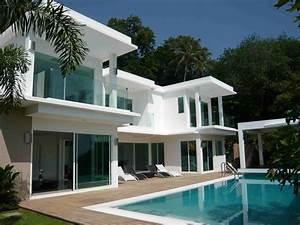 villas et appartements a louer plage de kata plage de With entree de maison design 5 appartement de luxe avec une vue imprenable sur paris