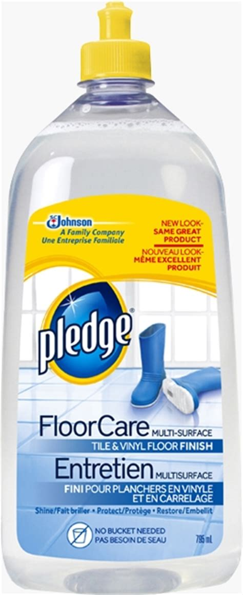 Johnson Pledge Floor Care Multi Surface Finish by Pledge 174 Floorcare Multi Surface Finish Sc Johnson