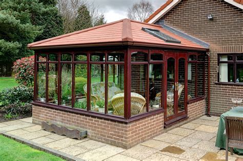 Tiled Roof Conservatory   Tiled Conservatory Roof Specialists