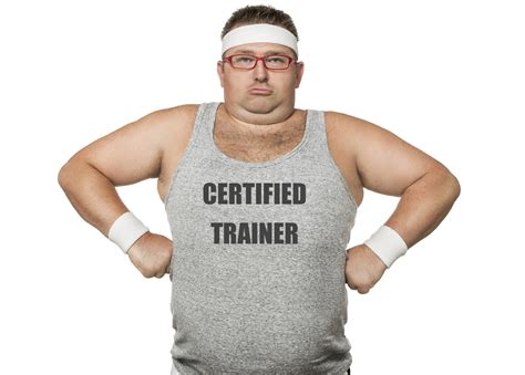 10 ways to spot a bad personal trainer official website