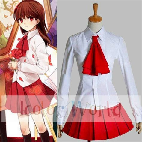 Ib Mary And Garry Game Ib Cosplay Costume In Anime