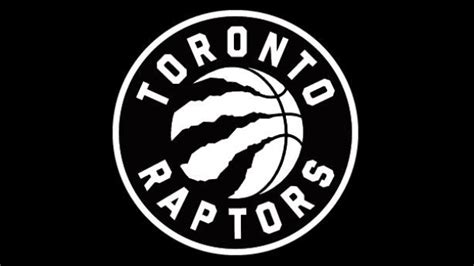 raptors unveil sleek  logo  short video tsnca