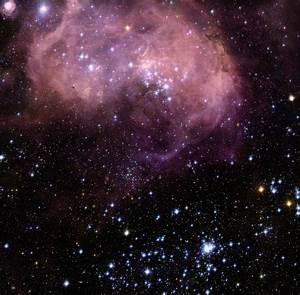 Hubble Captures Bubbles And Baby Stars   Image release ...