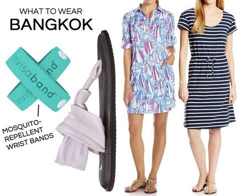 wear  thailand learn  thai dress code
