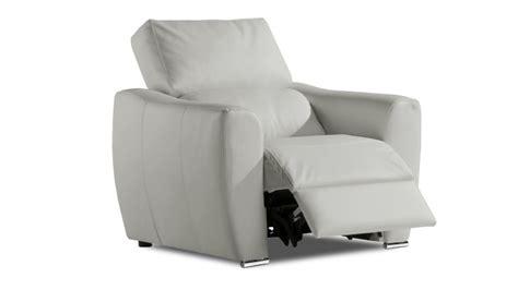 canapé convertible une personne fauteuil cuir relax agueda électrique mobilier moss