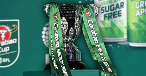Carabao Cup fourth round draw RECAP as Manchester United ...