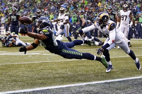 seahawks  rams final score seattle puts   stinker