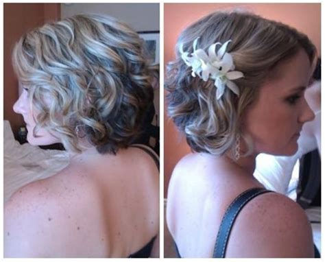 Best 25+ Short Bridesmaid Hairstyles Ideas On Pinterest