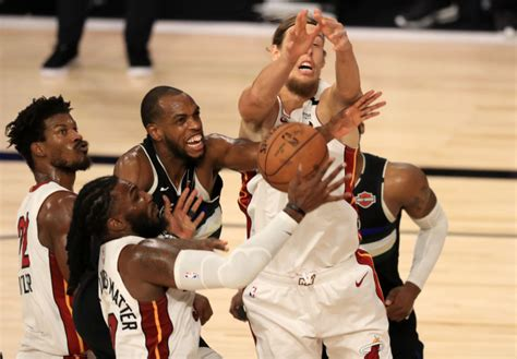 The miami heat visit the milwaukee bucks in game 1 of their first round eastern conference nba playoff series. Milwaukee Bucks: 3 things to watch for in Game 3 vs. Miami ...