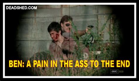 Pain In The Ass Meme - deadshed productions merle michonne s road trip the walking dead 3x15 memes