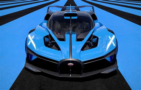 You know the vision gran turismo drill by now: New Bugatti Bolide is 1825bhp, 1240kg track weapon   Autocar
