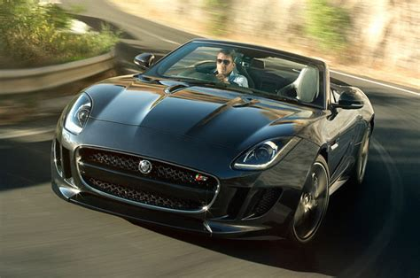 jaguar  type black pack edition review top speed