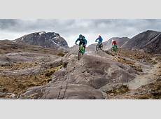 Mountain bike tour Torridon + Skye with H+I Adventures MTB
