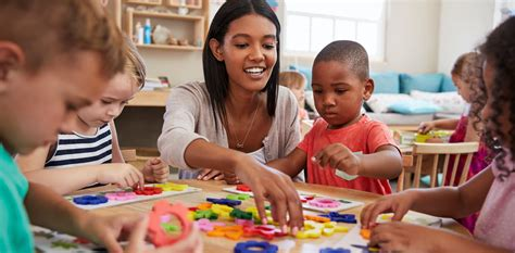 childs preschool teacher    college