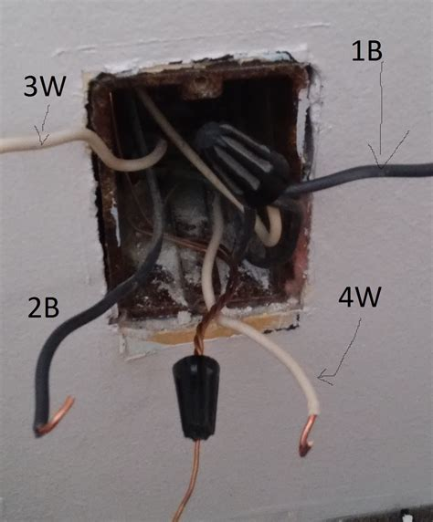 Electrical Three Hot Wires Neutral Switch Home