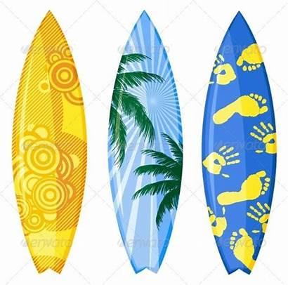 Surfboards Cartoon Printable Surfboard Surf Surfing Hawaiian