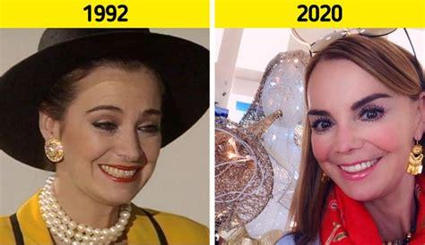 """28 Anos depois, veja como estão os atores da novela """"Maria ..."""