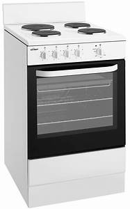 Freestanding Chef Electric Oven/Stove CFE532WA - Front