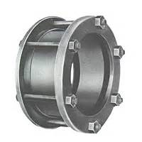 style 38 dresser steel couplings for cast iron pipe sizes