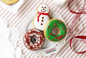 2014 Krispy Kreme Holiday Donuts and Specials