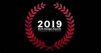 Awards Announcement Built Celebration Event Dallas