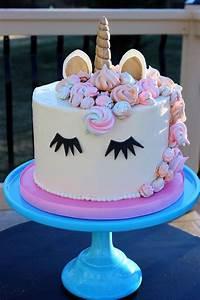 Unicorn Cake - CakeCentral com