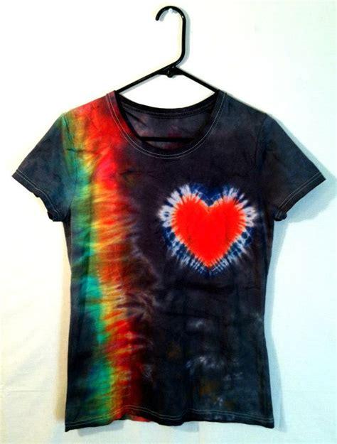 Tie Dye Shirt Tie Dye Womens Tee I Heart By