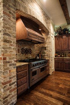 kitchen stove brick design ideas pictures remodel  decor kitchen pinterest stove