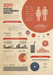 Infographics, Japan, Earthquake, On, Behance