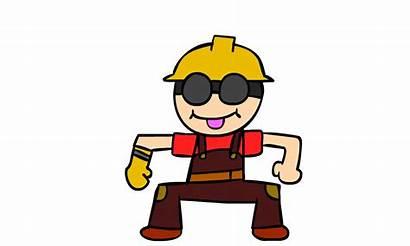 Engineer Dancing Dance
